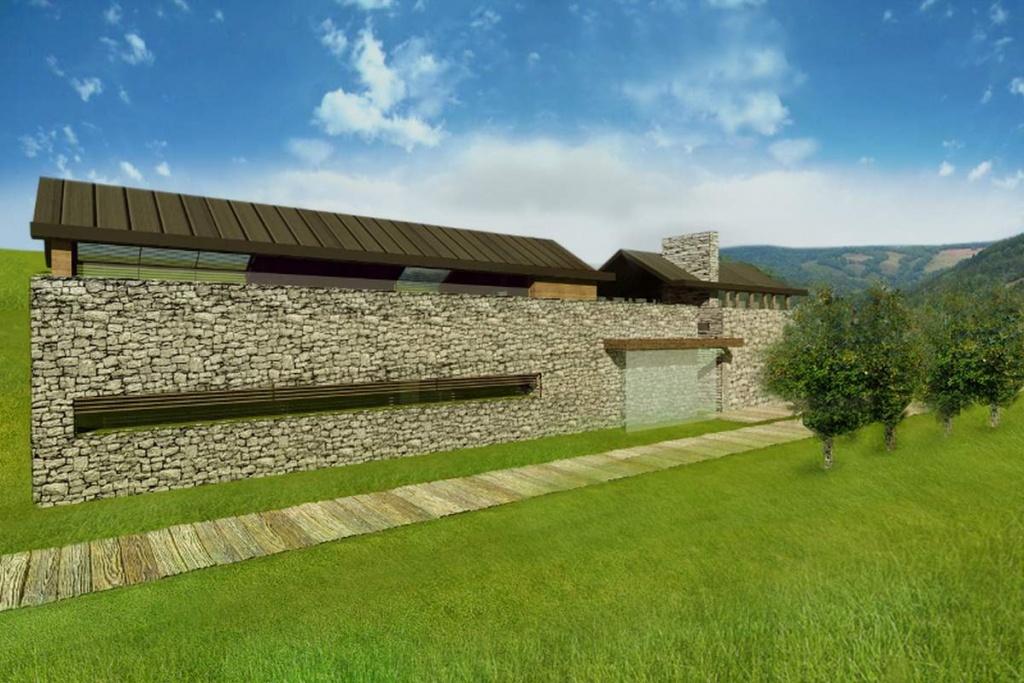 Architektura wpisana w krajobraz