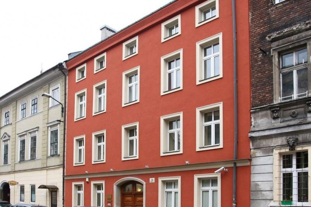 Projekt remontu kamienicy przy ul. Augustiańskiej w Krakowie