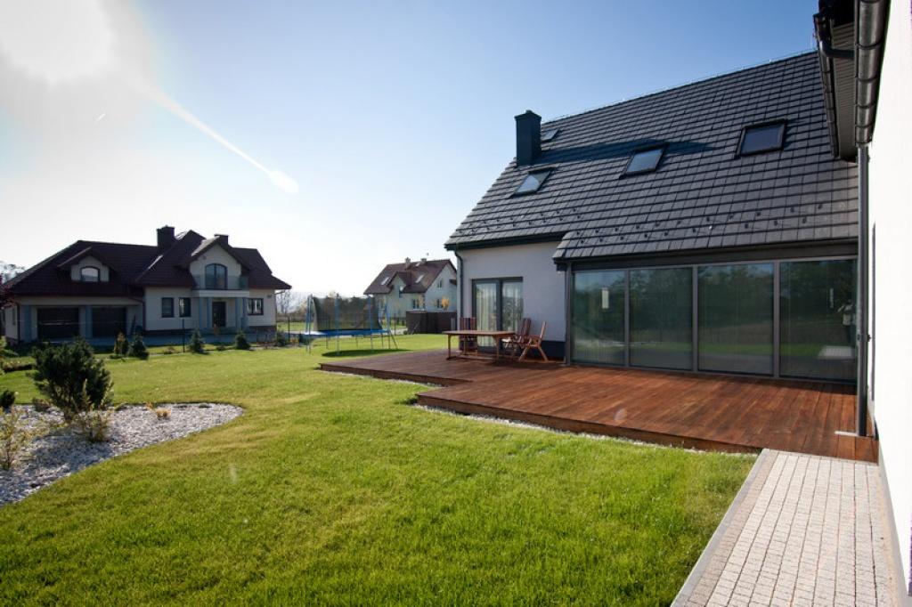 Dom otwarty na ogród