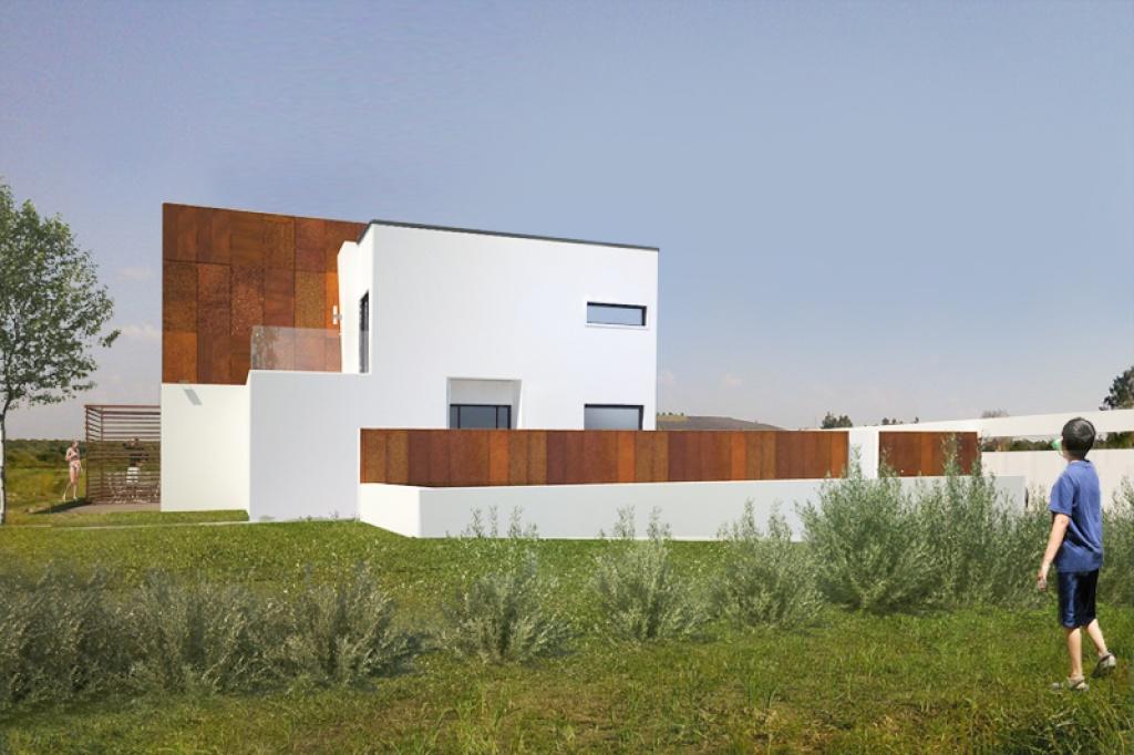 Elewacja budynku nowoczesne elewacje domów jednorodzinnych