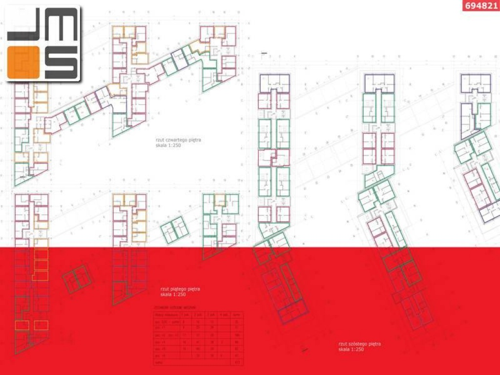 Plany mieszkań w budynkach wielorodzinnych