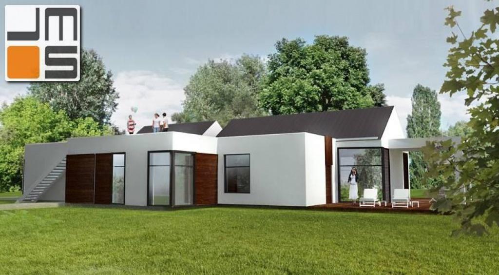 Pomysł na wykorzystanie dachu płaskiego