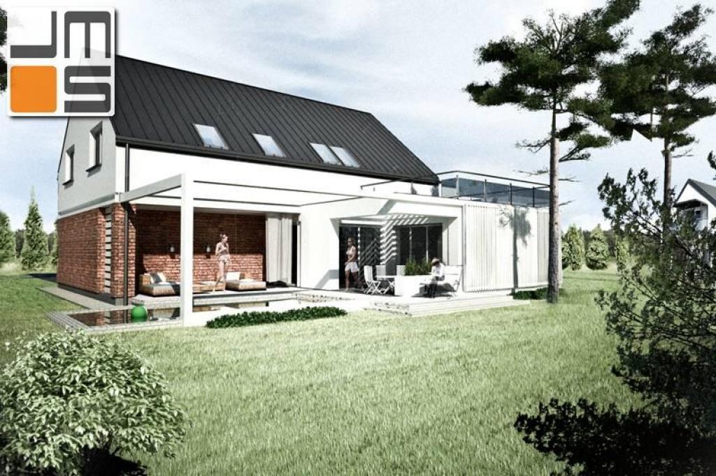 Projekt domu jednorodzinnego K1